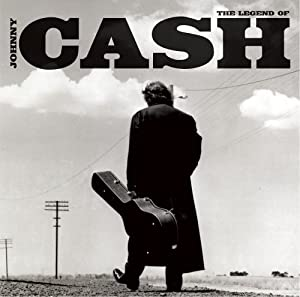 The Legend of Johnny Cash by Hip-O Records