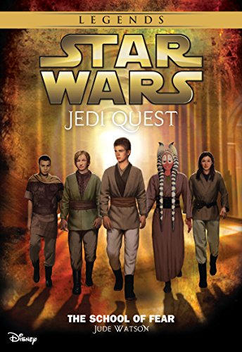 Star Wars: Jedi Quest:  The School of Fear: Book 5 (Star Wars Jedi Quest) (Jedi Quest Series compare prices)