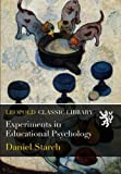 img - for Experiments in Educational Psychology book / textbook / text book