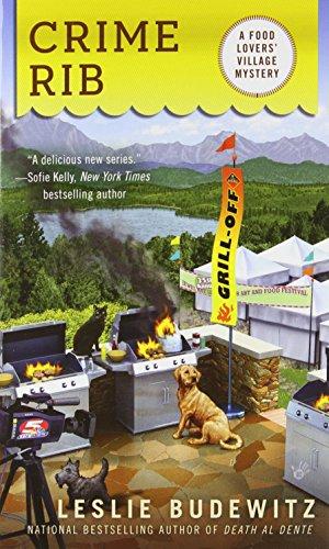 Crime Rib (Food Lovers' Village Mystery)