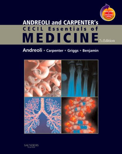 Andreoli and Carpenter's Cecil Essentials of Medicine:...