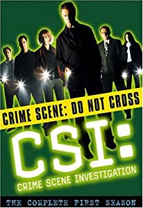 C.S.I.: Crime Scene Investigation - The Complete First Season
