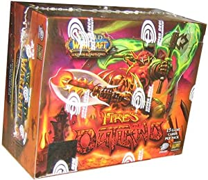 World of Warcraft (WOW) Fires of Outland Booster Box (24 Packs/Box)