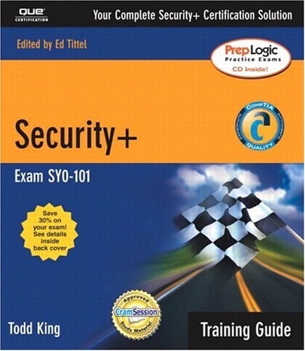 Security+ Training Guide