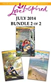 img - for Love Inspired July 2014 - Bundle 2 of 2: The Bachelor Next Door\Small-Town Homecoming\Their Unexpected Love book / textbook / text book