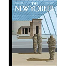 The New Yorker (Mar. 5, 2007)  by David Remnick, Lizzie Widdicombe, Seymour Hersh, Orhan Pamuk, Burkhard Bilger, David Denby Narrated by Todd Mundt