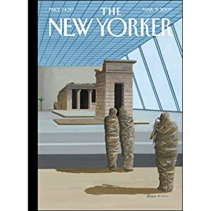 The New Yorker (Mar. 5, 2007) | [David Remnick, Lizzie Widdicombe, Seymour Hersh, Orhan Pamuk, Burkhard Bilger, David Denby]