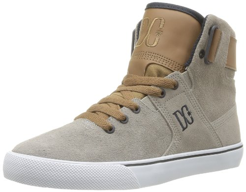 DC Womens GRADUATE LE High Top Black Schwarz (TAN) Size: 3.5 (36 EU)