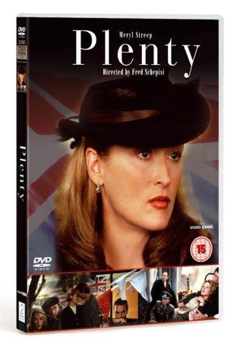 Plenty [1985] [DVD]