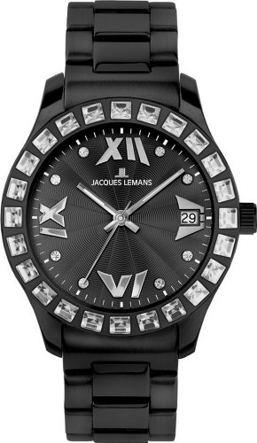 Jacques Lemans Rome 1-1517P Ladies Metal Bracelet Watch