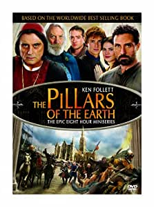 Pillars of the Earth [DVD] [2010] [Region 1] [US Import] [NTSC]