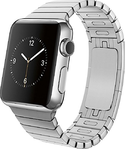 Apple Watch 38mm Stainless Steel Case - Link Bracelet