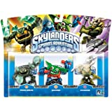 Skylanders: Spyro's Adventure - Triple Character Pack - Voodood, Boomer and Prism Break (Wii/PS3/Xbox 360/PC)