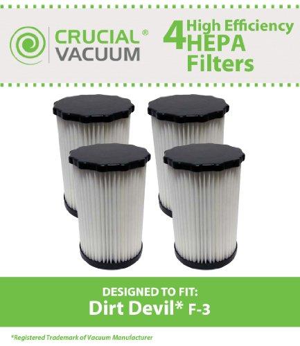 Dirt Devil Vacuum Canister