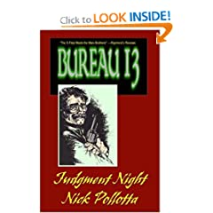 Bureau 13 : #1 Judgment Night by Nick Pollotta