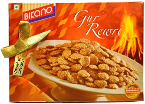 bikano-winter-delights-traditional-indian-sweets-gur-revari-400g-plus-jewel-of-london-cashback-offer