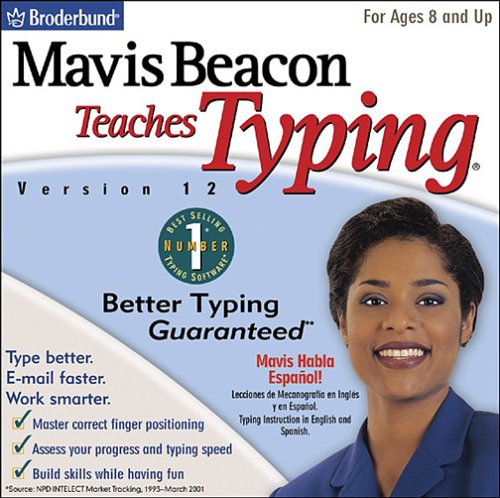 Mavis Beacon Teaches Typing Platinum Overview