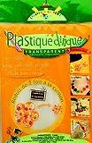 PW International - Plastique dingue transparent, sachet de 7 feuilles de 260 x 200 mm, 3 ans et plus