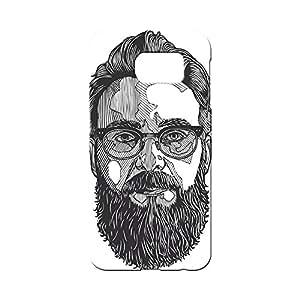 BLUEDIO Designer 3D Printed Back case cover for Samsung Galaxy S7 Edge - G1657