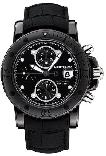 MontBlanc  Watches hot deals: Montblanc Men's 104279 Sport Chronograph Watch