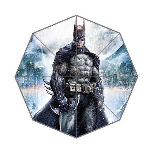 Regalo perfetto per amico/bambini/famiglia pioggia ombrello Batman Auto Foldable Umbrella