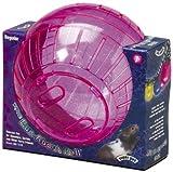 PETS INTERNATIONAL LTD Run About Ball Hamster Dazzle
