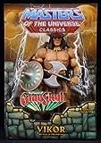 HeMan Masters of the Universe Classics Exclusive Action Figure Vikor