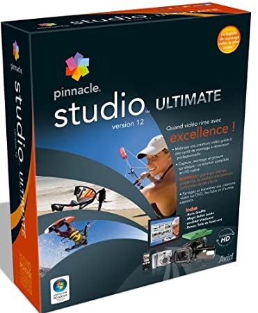 Pinnacle Studio Ultimate V12