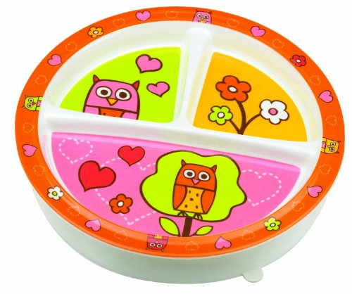 Sugarbooger Divided Suction Plate Hoot