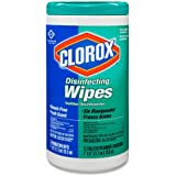 Clorox Fresh Scent Disinfecting Wipes (One Canister, 75 Wipes)