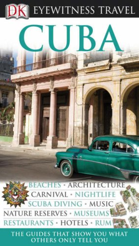 Cuba (Eyewitness Travel Guides) (French Edition)