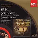 Grieg/Schumann:Piano Concertos (Great Recordings of the Century)