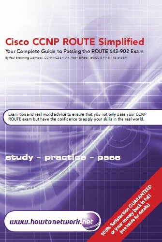 Cisco CCNP ROUTE Simplified