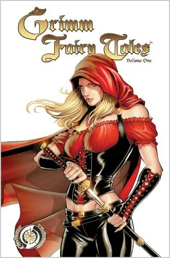 Grimm Fairy Tales Little Red Riding Hood Title Grimm Fairy Tales Vol 1