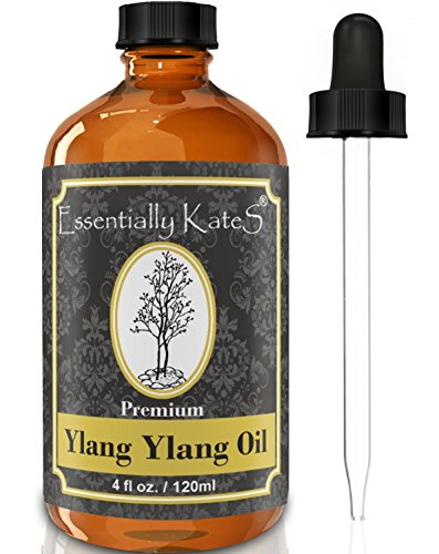 Ylang-Ylang-Essential-Oil-4-oz-with-Detailed-Users-Guide-E-book-Sent-by-E-mail-and-Glass-Dropper-by-Essentially-KateS