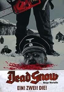 Dead Snow (Steelbook) / Neige Mortelle (Bilingual)