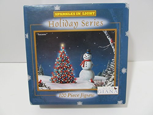 Sparkles in Light 100pc. Puzzle-Seasons - 1