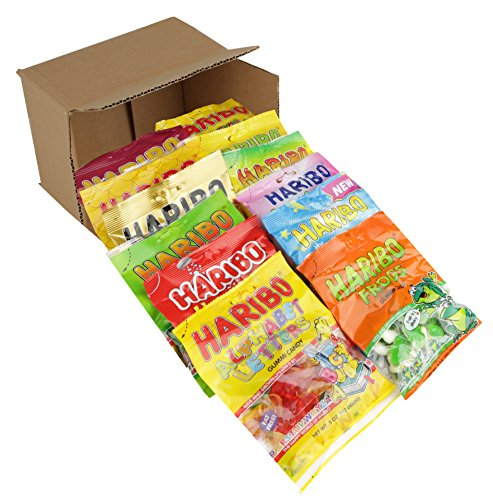 Nosh Pack Gummi Candy Assorted Variety (Pack of 12) (Recipes For Homema compare prices)