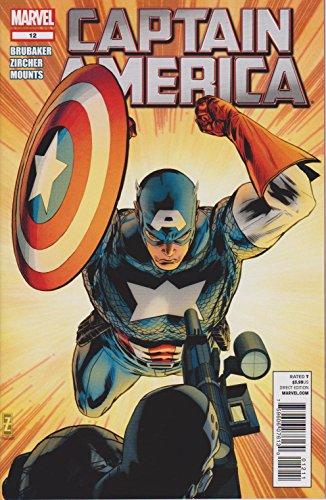 アメコミリーフ『キャプテン・アメリカ (Captain America)』#12