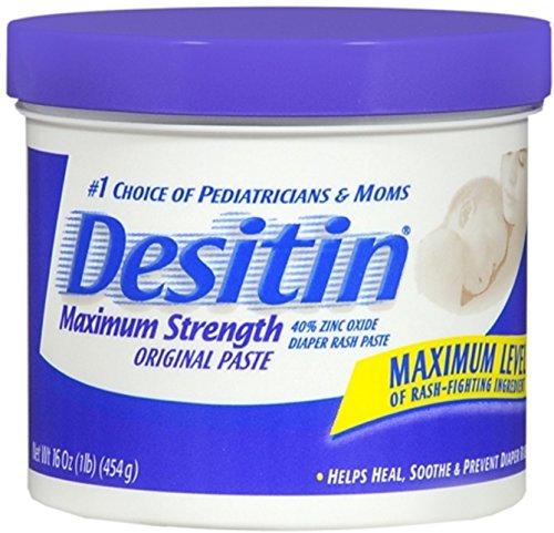 AwardWiki - Desitin Maximum Strength Original Paste, 16 Ounce
