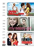 Over Her Dead Body/My Sassy Girl/She's The Man [DVD]