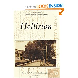Holliston (Postcard History) by Dennis Cuddy, Paul Guidi and Joanne Hulbert