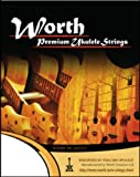 WORTH ワース弦 CM-LG フロロカーボン弦Low-Gセット ソプラノ/コンサート