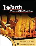 WORTH ワース弦 CT-LG フロロカーボンLow-G弦セット テナー