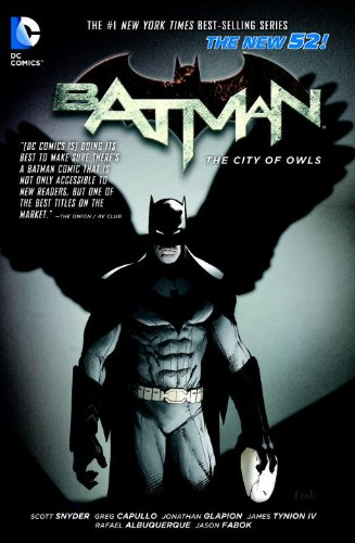 Batman Vol 2 The City Of Owls The 52 at Gotham City Store