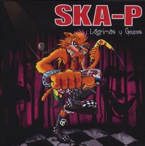 Lagrimas Y Gozos Import Edition by Ska-P (2008) Audio CD