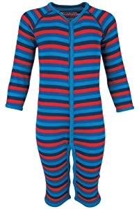 Mountain Warehouse Merino All In One Toddlers Base Layer by Mountain Warehouse