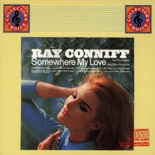 Ray Conniff - Somewhere My Love - Zortam Music