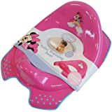 Disney Minnie Training Seat for 1 Year and Above (Pink)