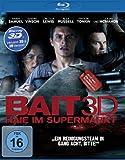 Bait 3D - Haie im Supermarkt (inkl. 2D Version) [Blu-ray 3D]